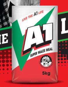 A1 Super Maize Meal