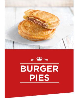 Pieman's Burger Pies