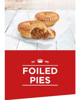 Pieman's Foiled Pies