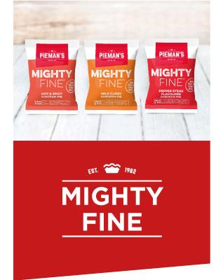 Pieman's Mighty Fine