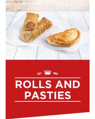 Pieman's Rolls and Pasties