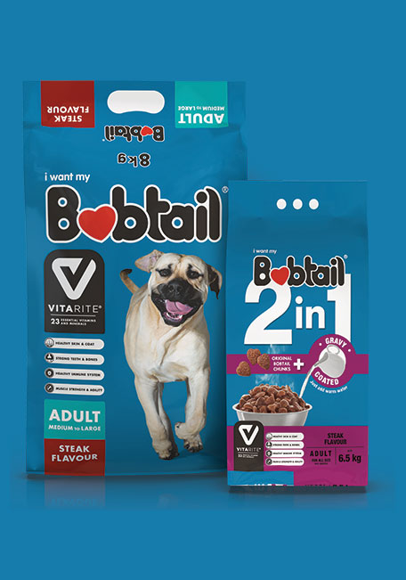 Bobtail Product pack shots