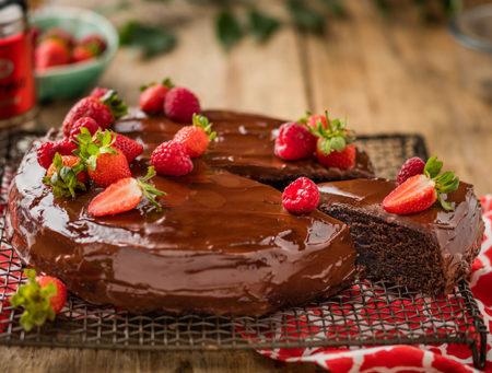 Precious' Chocolate Cake