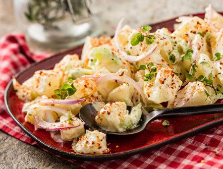 Tasneem's Potato Salad