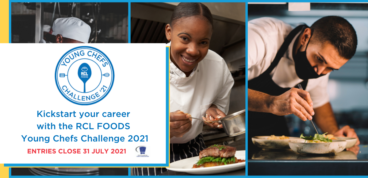 Young Chefs challenge