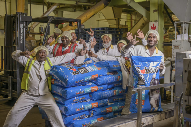 "RCL FOODS opens R123m ""state of the art"" pet food plant"