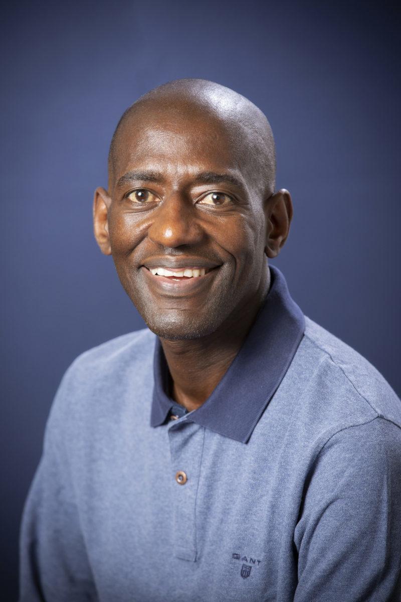 Derrick Msibi