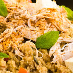 Cous Cous Chicken Salad
