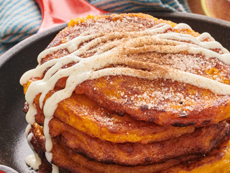 Phumzile's Pumpkin and Mayo Fritters