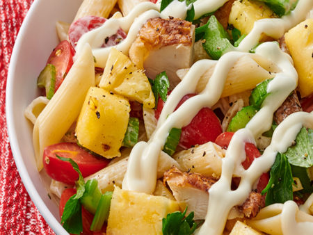 Cara's Chicken and Corn Pasta Salad
