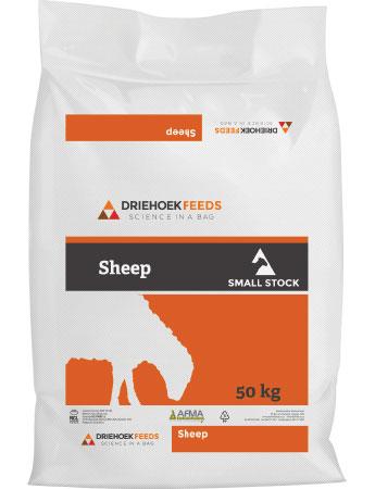 Driehoek Sheep & Goats Range