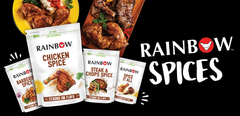 New Rainbow Spices!