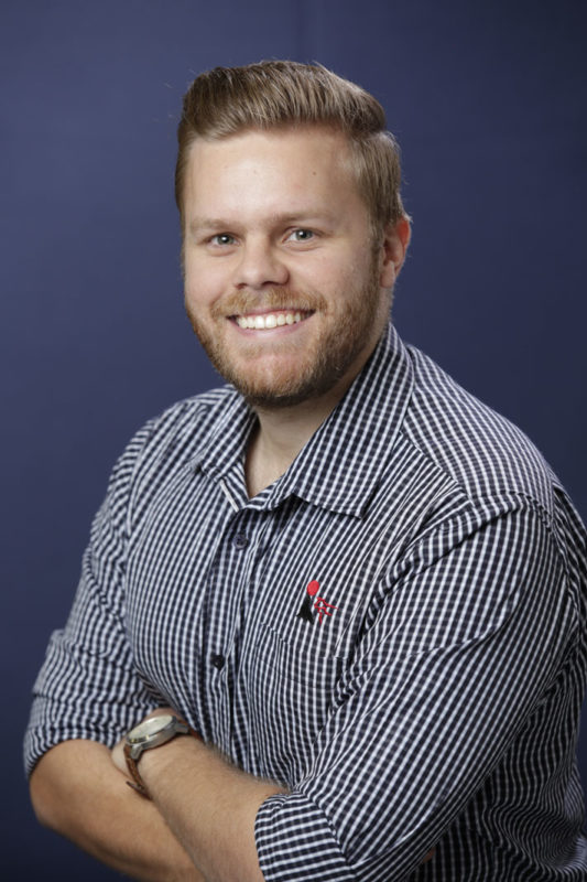 Chadley Allkins - Account Manager