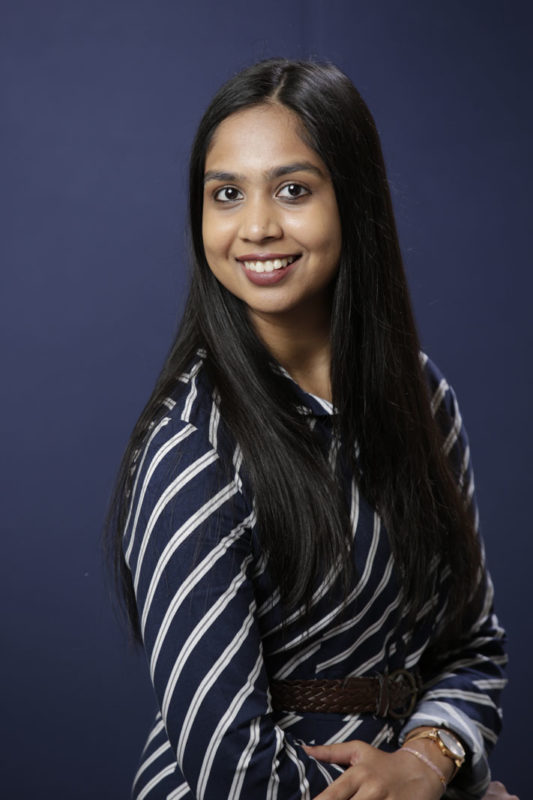 Sunaina Maharaj - Management Trainee