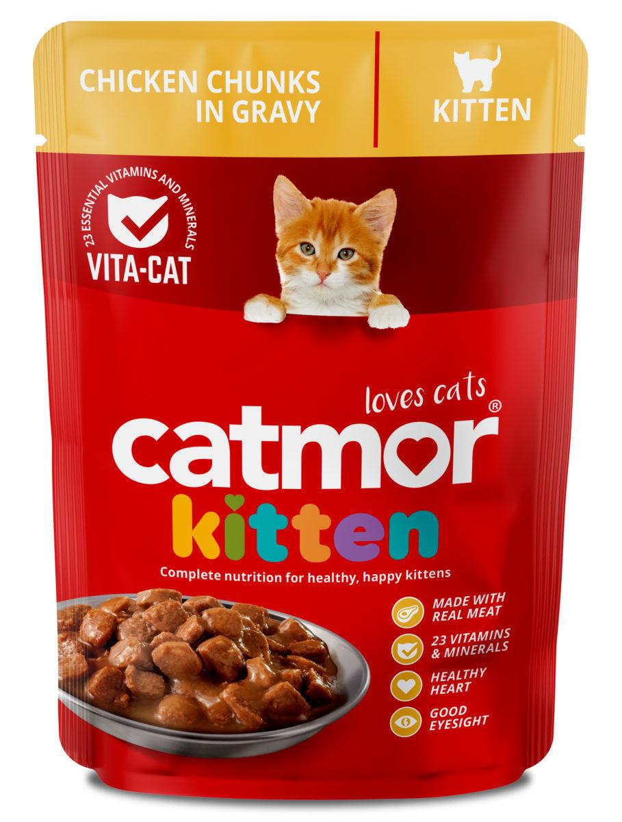 Chicken Chunks in Gravy (kitten)