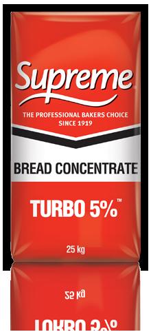 Turbo 5% Bread Concentrate