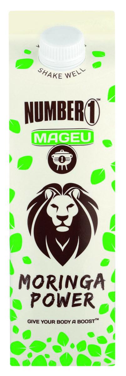 Mageu Moringa Power