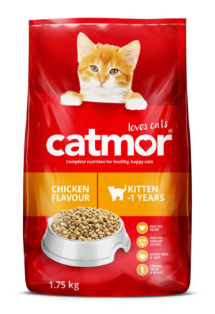 Chicken Flavour Kibble (Kitten)