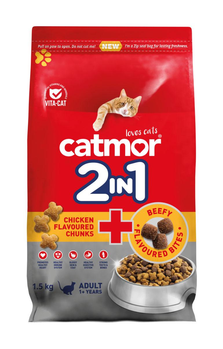 2in1 Chicken Chunks & Beefy Bites