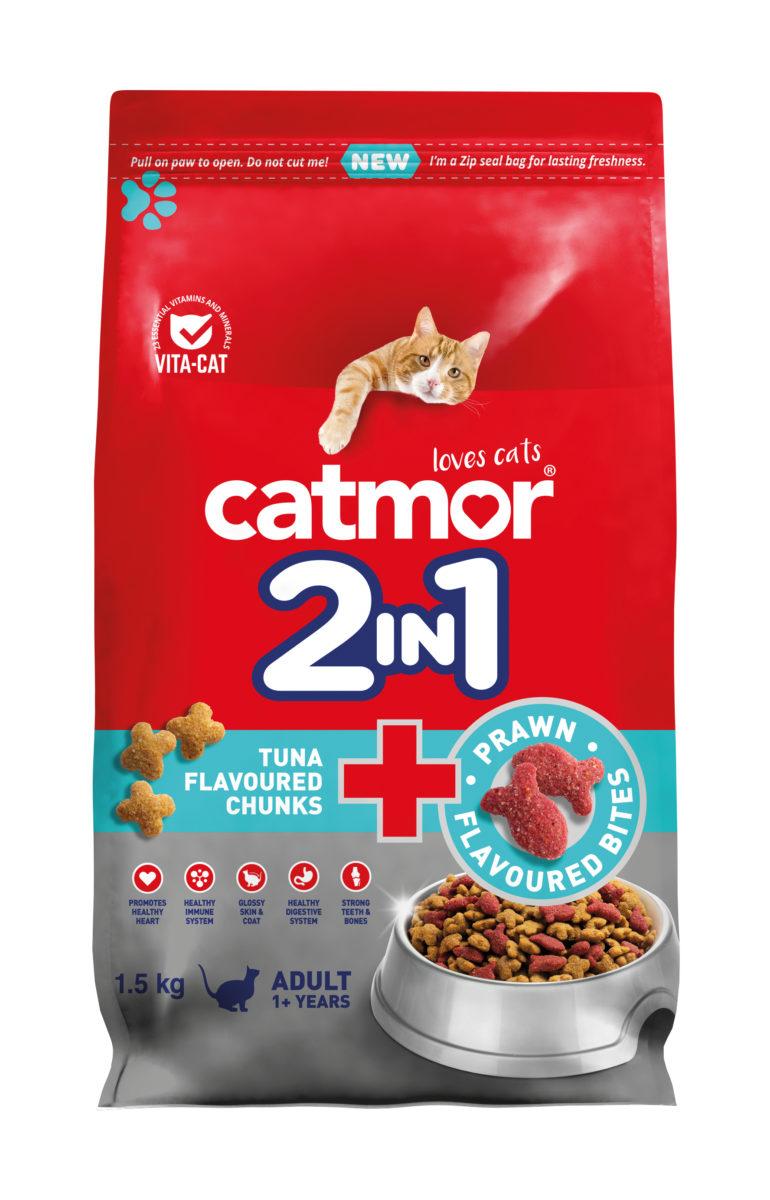 2in1 Tuna Chunks & Prawn Bites