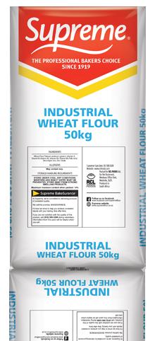 Industrial Wheat Flour