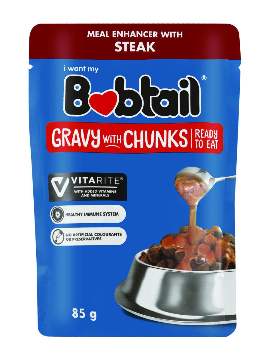 Gravy with Chunks