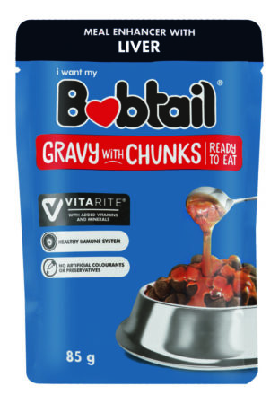 Gravy with Chunks