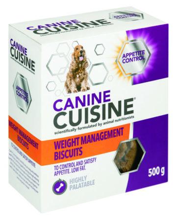 Weight Management Biscuits