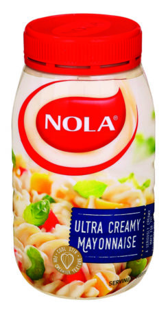 Nola Ultra Creamy Mayonnaise