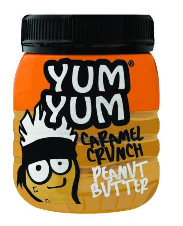 Yum Yum Caramel Crunch