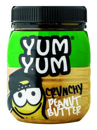 Yum Yum Crunchy