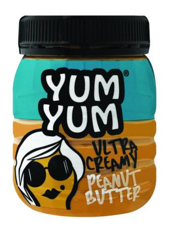 Yum Yum Ultra Creamy Peanut Butter