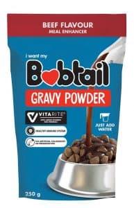 Bobtail Beef Gravy Powder