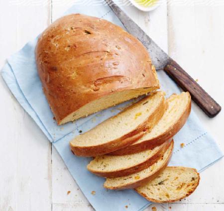 Jalapeño Cheddar Bread