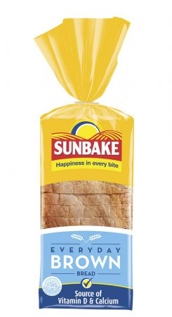 Sunbake Brown Bread