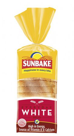 Sunbake white bread