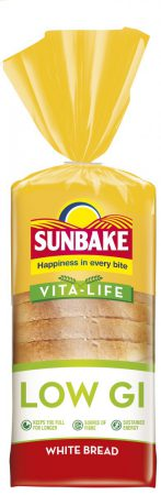 Sunbake LOW GI white bread