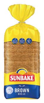 Sunbake Brown Bread