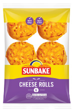 Sunbake lunchtime cheese buns