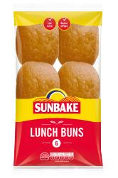 Sunbake lunch buns