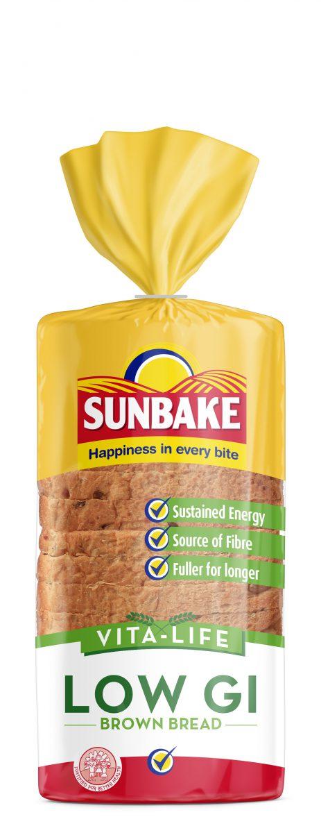 Sunbake 3in1 LOW GI brown bread