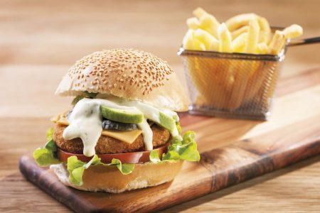 Ready 2 Go Chicken Burger
