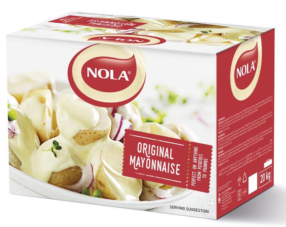 Nola Original Mayonnaise Box