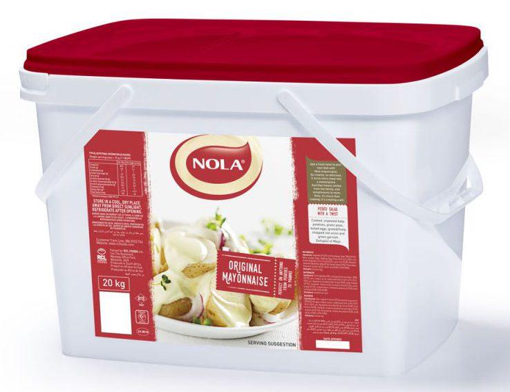 Nola Original Mayonnaise Bucket