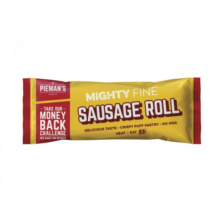 Pieman's Mighty Fine sausage roll