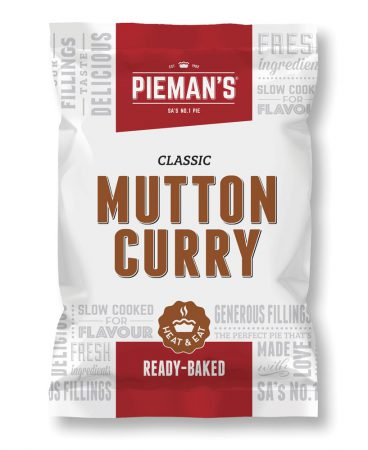 Pieman's Mutton Curry