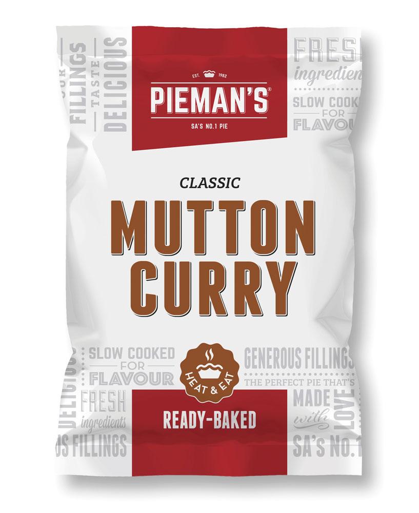 Pieman's Mutton Curry