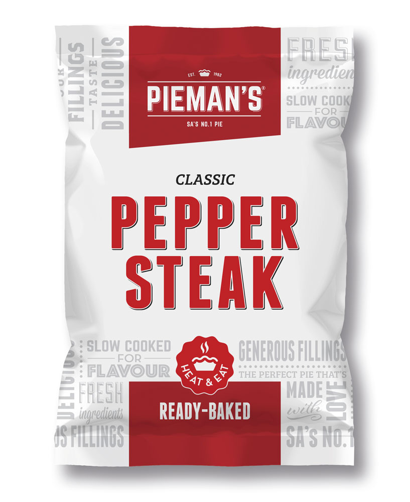 Pieman's Pepper steak