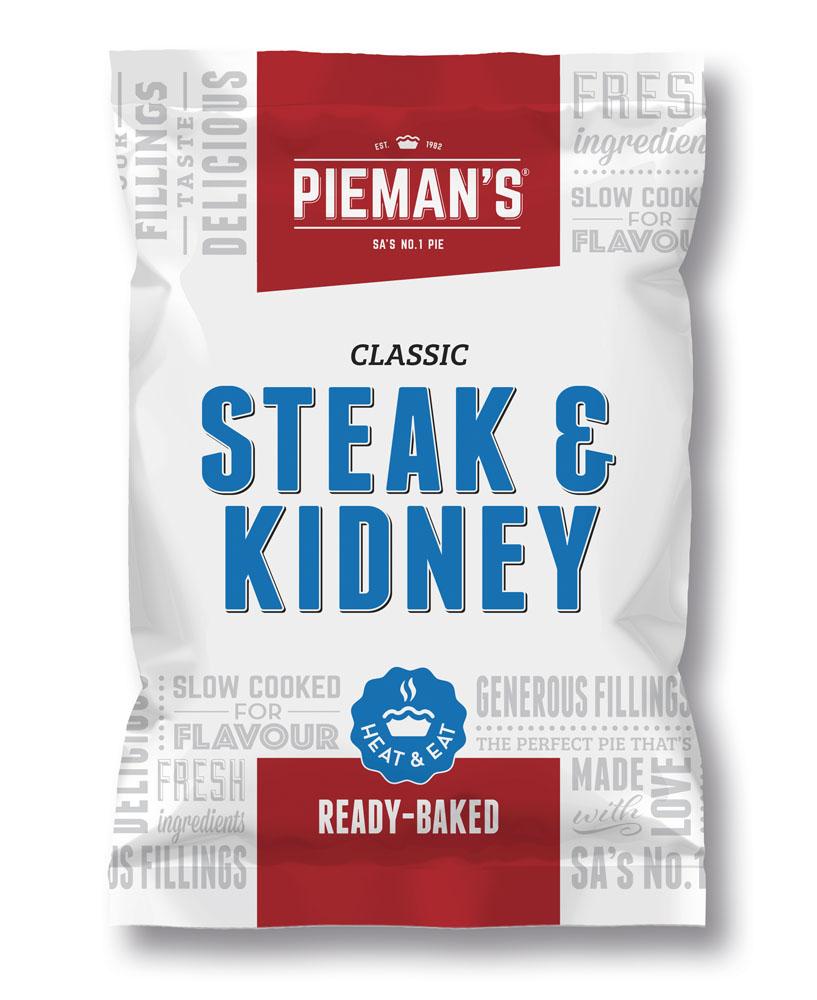 Pieman's Steak and Kidney