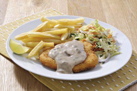 Ready 2 Go Chicken Cheese Steaklet